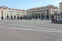 Piazza Galimberti, Cuneo, Italy