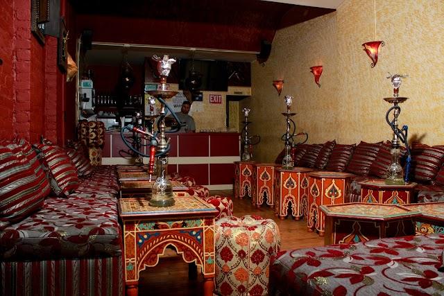 Aziza Cafe and Lounge