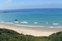 Playa Meron, San Vicente de la Barquera, Spain