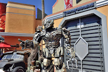 Transformers: The Ride - 3D, Los Angeles, United States