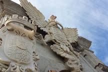 Porta Felice, Palermo, Italy