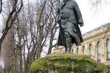 Statue de Georges Clemenceau, Paris, France