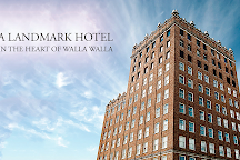 Art Gallery at the Marcus Whitman Hotel & Conference Center, Walla Walla, United States