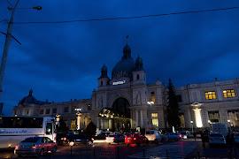 Автобусная станция   Lviv railway