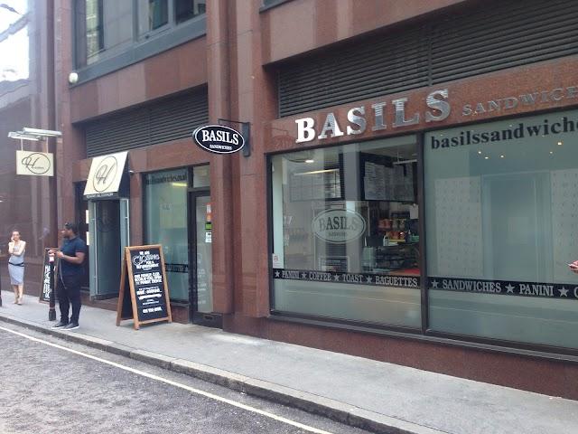 Basils Sandwiches