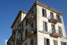Bains de Baracci, Olmeto, France