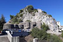 Fort de la Ligne Maginot, Sainte-Agnes, France