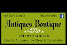 The Antiques Boutique