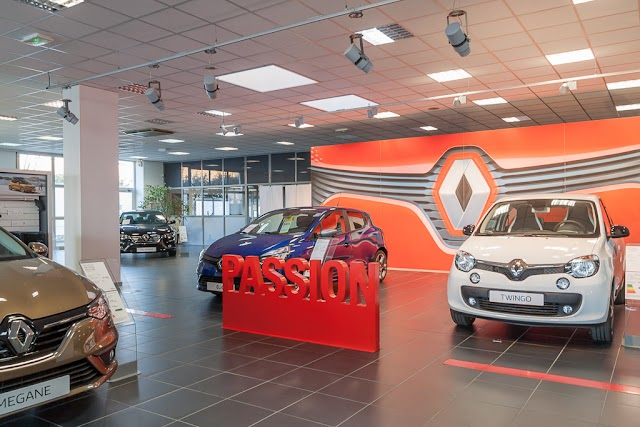 Renault Lyon Est - Vaulx en Velin