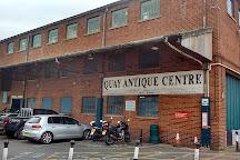 Topsham Quay Antiques Centre, Topsham, United Kingdom