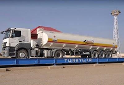 Afghan petrol