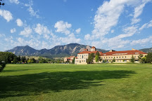 University of Colorado at Boulder, Boulder, United States