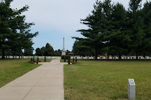 Mound City National Cemetery, Mound City, United States