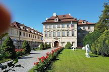 Furstenberg Garden, Prague, Czech Republic
