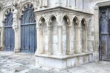 Cathedrale De Bourges, Bourges, France