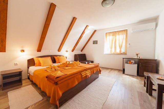 HOUSE RUSTICO Plitvice Accommodation