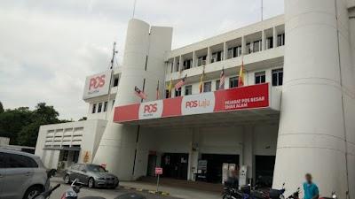 Pos Office Shah Alam Seksyen 12 Umpama Y