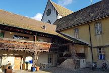 Kloster Konigsfelden, Windisch, Switzerland