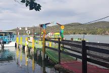 Gilligan's Island, Playa de Guanica, Puerto Rico