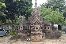 Sanctuary of Truth (Prasat Sut Ja-Tum), Pattaya, Thailand