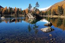 Lago Di Saoseo, Poschiavo, Switzerland