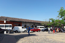 Iglesia Santa Lucia, Suchitoto, El Salvador