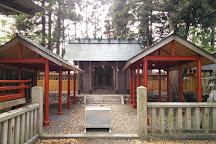Inabe Shrine, Toin-cho, Japan