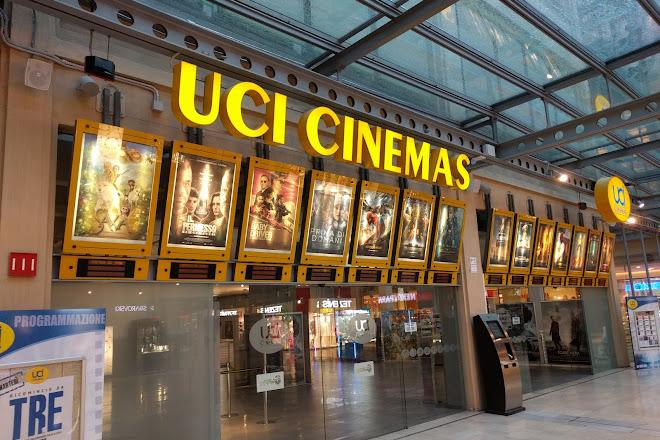 Visit UCI Cinemas Torino Lingotto on your trip to Turin or Italy