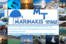 Marinakis Tours, Santorini, Greece