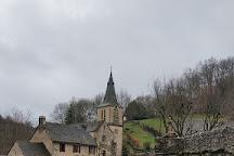 Chateau Belcastel, Belcastel, France