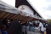 Cathedrale Saint Pierre, Libreville, Gabon