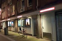 Cinecenter, Amsterdam, The Netherlands