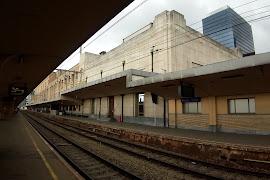 Железнодорожная станция  Bruxelles Nord
