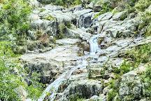 Cascata da Portela do Homem, Geres, Portugal