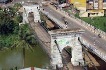 Hanging Bridge Punalur, Punalur, India
