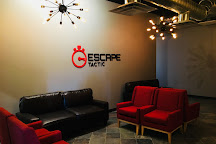 Escape Tactic, Charlotte, United States