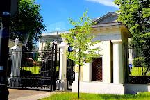 Park Ujazdowski, Warsaw, Poland