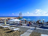 Свірський пляж поруч з Сочі