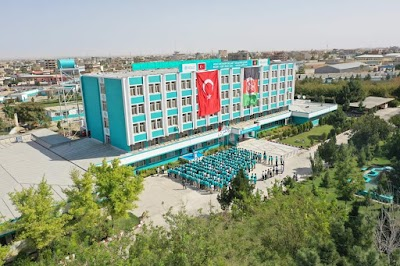 Afghan Turk Maarif School لیسه بین المللی افغان ترک