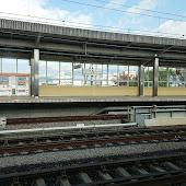 Железнодорожная станция  Shin Fuji(Shizuoka)