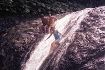 Togitogiga Waterfall, Upolu, Samoa