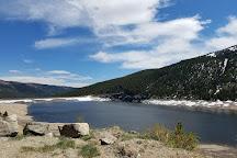 Montgomery Reservoir, Alma, United States