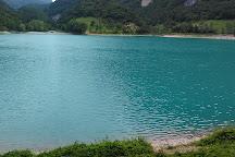 Lago di Tovel, Tuenno, Italy