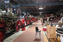 Cole Land Transportation Museum, Bangor, United States