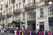 Ambrosio Cinecafe', Turin, Italy