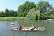 University of Cambridge, Cambridge, United Kingdom