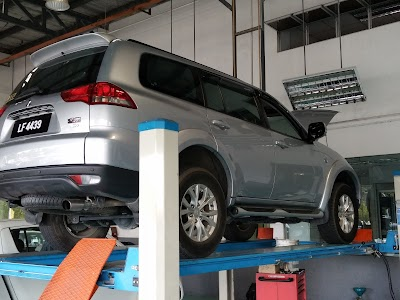 Mitsubishi Motors @ Labuan 3S Centre