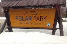 Polar Park, Bardu Municipality, Norway