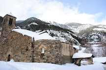 Sant Marti de La Cortinada, La Cortinada, Andorra