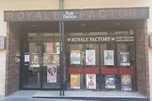 Royale Factory, Versailles, France